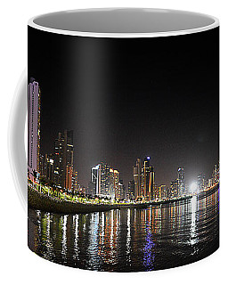 Panama City Night Coffee Mug