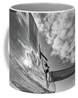 Panchito's Tail - 2017 Christopher Buff, Www.aviationbuff.com Coffee Mug