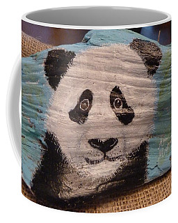 Panda Coffee Mug by Ann Michelle Swadener