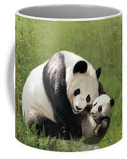Panda Bears Coffee Mug