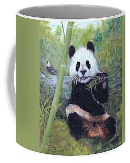 Panda Buffet Coffee Mug