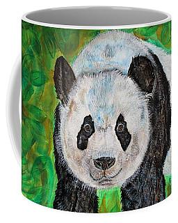 Panda Coffee Mug by Ella Kaye Dickey