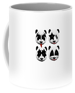 Panda Kiss  Coffee Mug