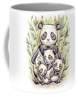 Endangered Animal Giant Panda Coffee Mug