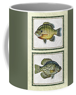 Panfish Id Coffee Mug