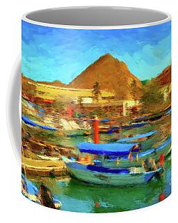 Pangas With Land's End Coffee Mug