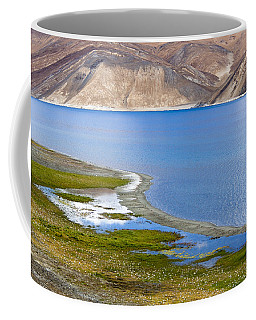 Pangong Tso, Ladakh, 2005 Coffee Mug