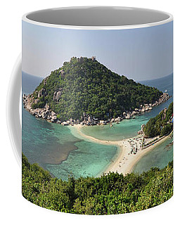 panorama Koh Nang Yuan Coffee Mug