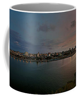Panoramic View Of Havana From La Cabana. Cuba Coffee Mug
