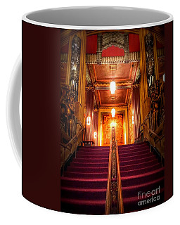 Pantages Theater's Grand Staircase Coffee Mug