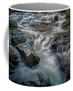 Panther Creek Upper Falls Coffee Mug