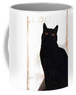 Panther The British Shorthair Cat Coffee Mug