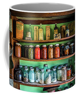 Coffee Mug featuring the photograph Pantry by Paul Freidlund