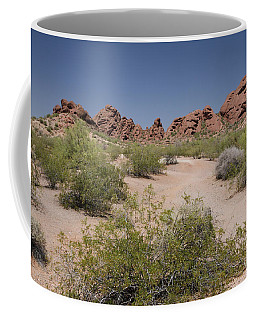 Papago Buttes Arizona Coffee Mug
