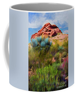 Papago Dreams Coffee Mug