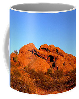 Coffee Mug featuring the photograph Papago Park 2 by Michelle Dallocchio