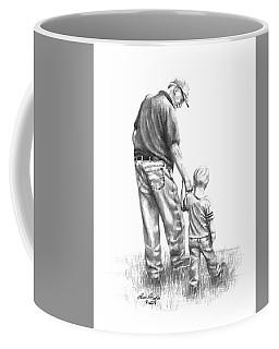 Papaw And His Sidekick Coffee Mug
