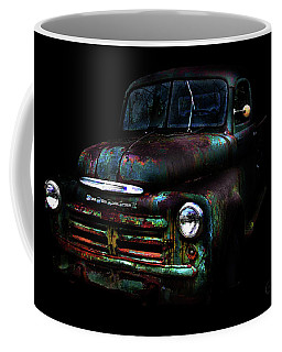 Coffee Mug featuring the photograph Old Farm Faithful by Glenda Wright