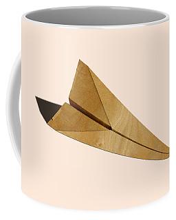 Paper Airplanes Of Wood 15 Coffee Mug