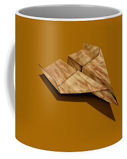 Paper Airplanes Of Wood 5 Coffee Mug