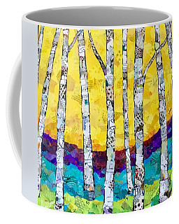 Paper Birch 2 Coffee Mug