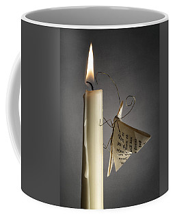 Paper Butterfly Coffee Mug