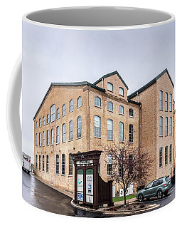 Paper Discovery Center Coffee Mug