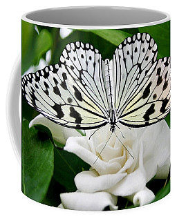 Paperkite On Gardenia Coffee Mug