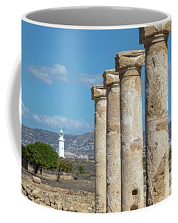 Paphos Archaeological Park - Cyprus Coffee Mug