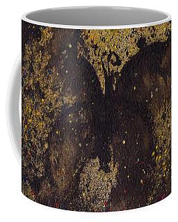 Papillon Noir - Dark Butterfly - Mariposa Negra Coffee Mug by Marc Philippe Joly