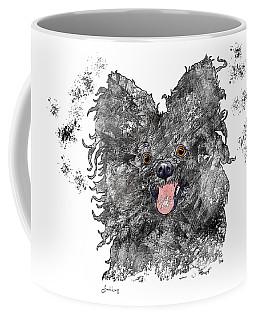 Please Pet Me Coffee Mug