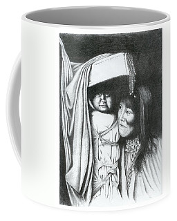 Papoose Coffee Mug by Lawrence Tripoli
