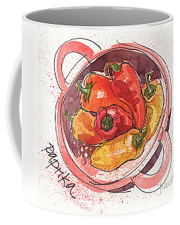 Paprika Coffee Mug