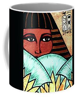 Papyrus Girl Coffee Mug