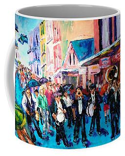 Parade For Joe Coffee Mug