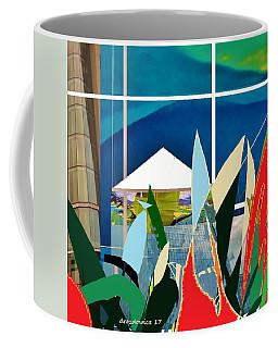 Paradise Coffee Mug by Andrew Drozdowicz