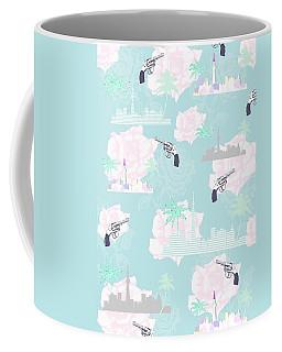 Paradise City Coffee Mug