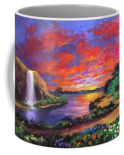 Paradise Dreams Coffee Mug
