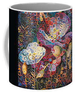 Paradise Flowers 07 Coffee Mug