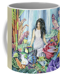 Paradise Garden Coffee Mug