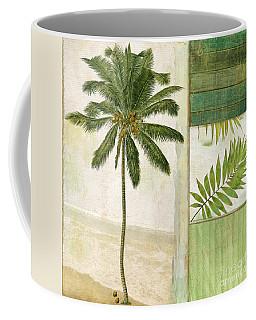 Paradise II Palm Tree Coffee Mug