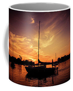 Coffee Mug featuring the photograph Paradise by Joel Witmeyer