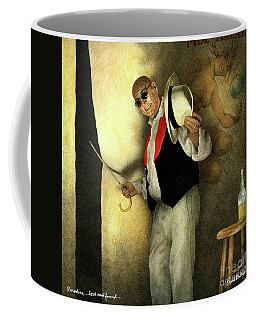 Paradise Lost And Found Coffee Mug