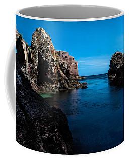 Paradise Lost At Sea Coffee Mug