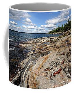 Paradise On Wreck Island Coffee Mug