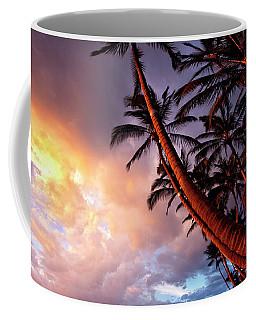 Paradise Palms Coffee Mug