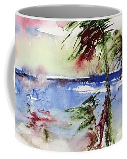 Paradise Palms Coffee Mug