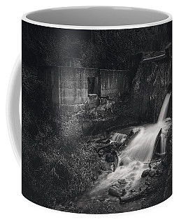 Paradise Springs Dam And Turbine House Ruins Coffee Mug