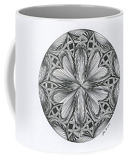 Paradoxical Zendala Coffee Mug