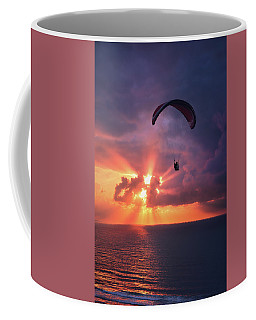 Crack The Skye Coffee Mug
